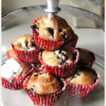Blueberry Muffin (Cup Cake Cafe)
