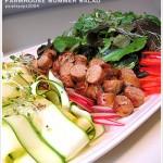 Farm House Summer Salad