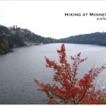 Hiking at Minnewaska 2004