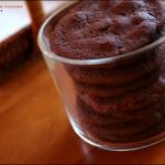 다크 초콜렛 오트밀 쿠키