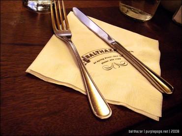 Balthazar (for Breakfast)