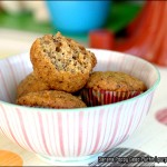 Banana Poppy Seed Muffin