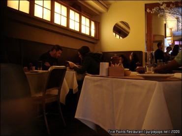 Five Points Restaurant