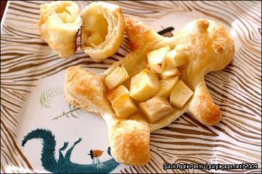 Quick Apple Pastry