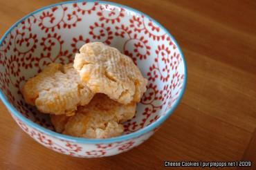 치즈 쿠키