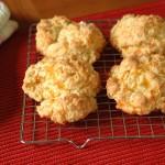 Cheddar-Parmesan Dill Scones