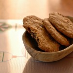 Icebox Oatmeal Cookies