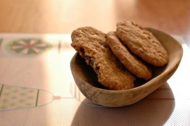 Icebox Oatmeal Cookies