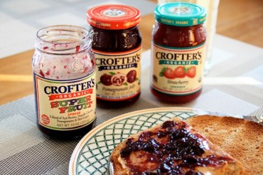 Crofter's Organic Fruit Spread