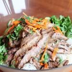 베트남식 쌀국수 샐러드