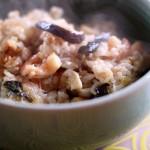 간단 해물밥과 생선 전