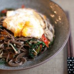 Stirfry Soba with Egg