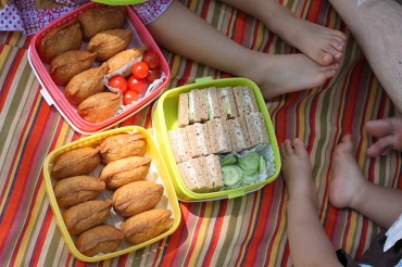 Picnic, Just Us.