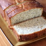Lemon Poppy Seed Tea Loaf