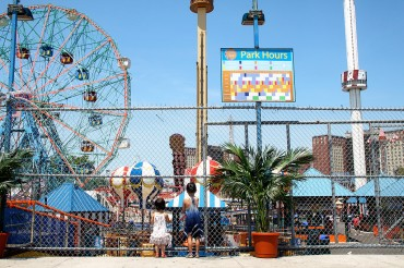 Coney Island For Ice Cream
