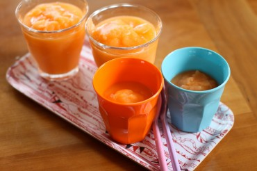 Carrot Apple Sauce