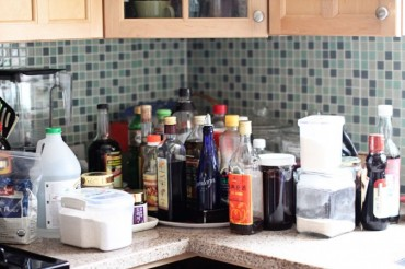 Spice & Sauce Cabinet
