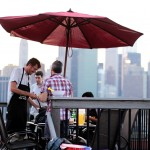 Roofdeck Barbecue