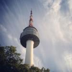 Visiting Seoul: 남산타워