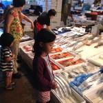 Visiting Seoul: 노량진 수산시장