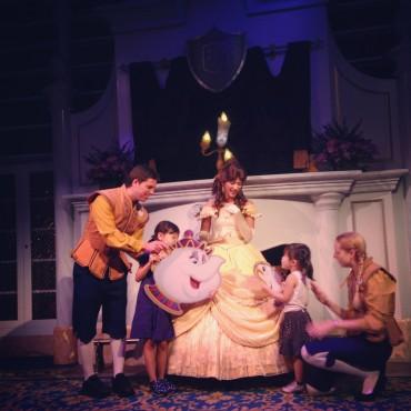 Disney Day 4: Magic Kingdom