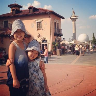 Disney Day 5 – Epcot Center