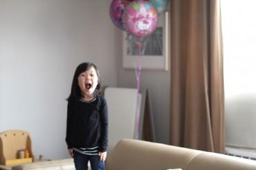 Full Day of 4th Birthday Fun