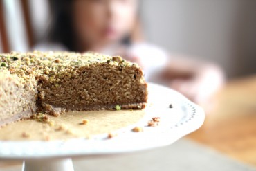 Nutmeg Love Cake
