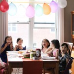 Sam's 8th Birthday Hanging Out With the Girls