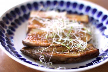 Caramelized Miso Eggplant