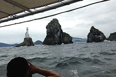 Korea 2014: 동백섬 + 오륙도