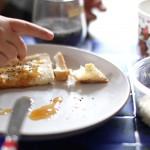 Ricotta Chia Seed Toast