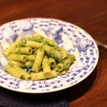Multi Green Pesto Pasta