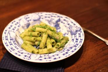 Multi Green Pesto Pasta