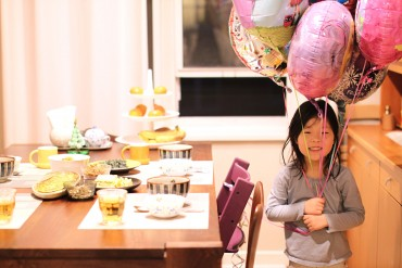 Erin Turns 5
