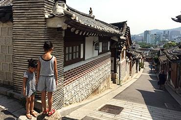 Korea 2015: 북촌 한옥마을