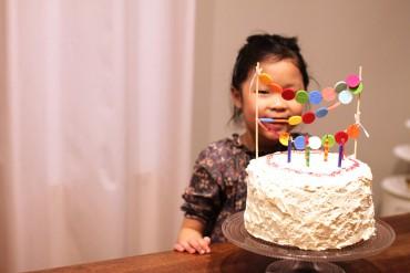 Happy 6th Birthday, Erin!
