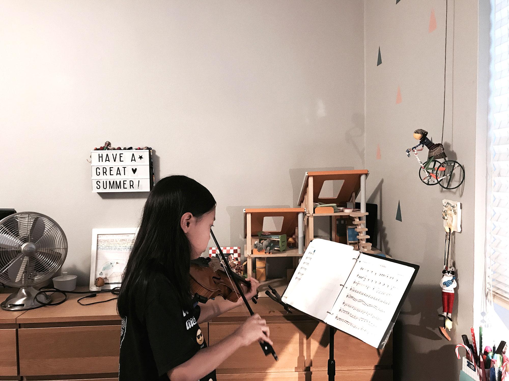 violin-practice