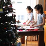 Year-end Gingerbread Cookies