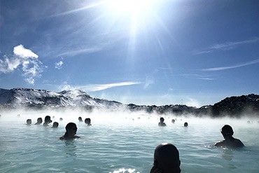 Blue Lagoon, Iceland + Northern Lights – Day 3